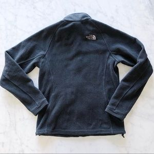 The North Face Jackets & Coats - The North Face Black Womens Fleece Jacket Size S